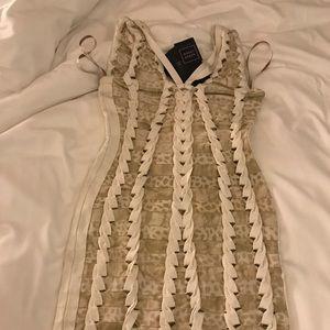 Brand new dress Herve ledger